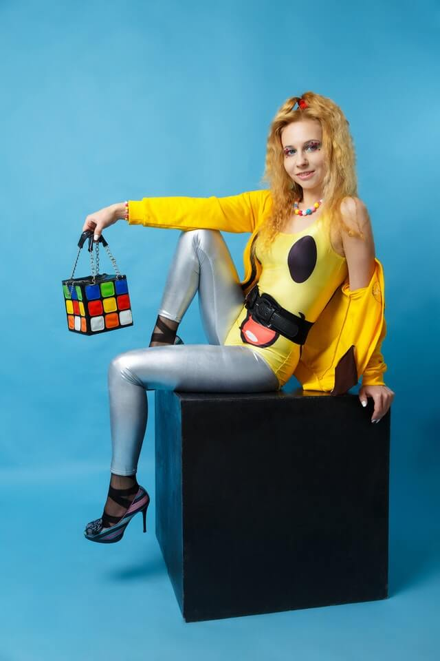 JUL 19 - 80s FASHION - Use these pointers to create your own personal fashion style.