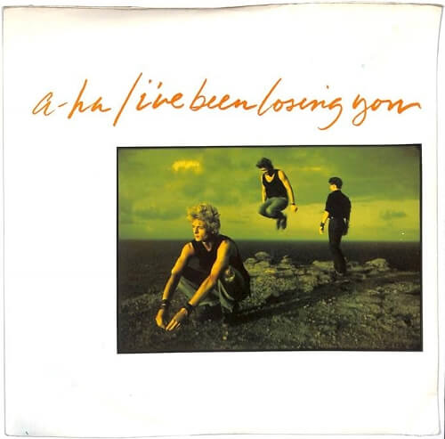 OCT 2 - A-HA - I've Been Losing You. The lead single from the second album Scoundrel Days.
