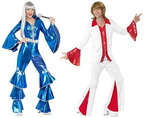 ABBA Fancy Dress Costumes