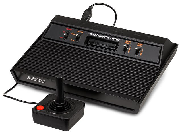 MAY 10 - ATARI 2600 VCS - History of the highly popular video games console.