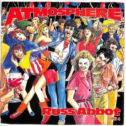 FEB 4 - RUSS ABBOT - Atmosphere - the comedian's most successful single from 1985.