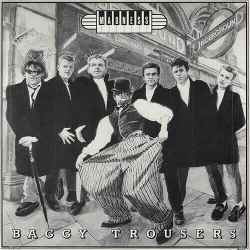 MAR 29 - MADNESS - Baggy Trousers - the band's No.3 hit from 1980 from the album Absolutely.
