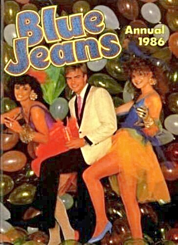 Blue Jeans Annual 1986