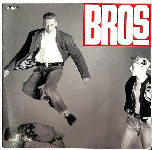 MAR 26 - BROS - Drop The Boy - the boy band's second hit single from 1988.