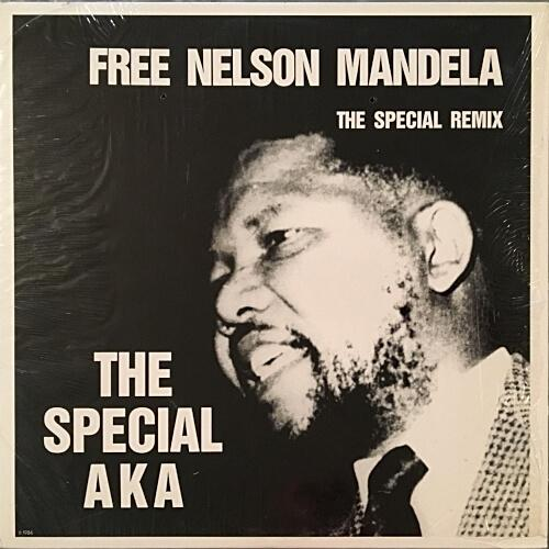 APR 11 - FREE NELSON MANDELA - by The Special AKA. Video and song facts.