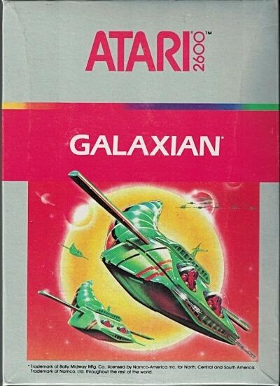 MAY 24 2019 - GALAXIAN - a look back at the classic space shooter.