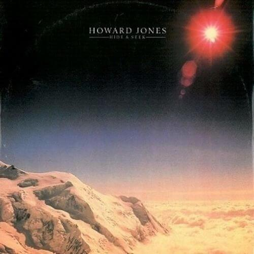 2 MAR - HOWARD JONES - Hide and Seek - the synth musician's third hit single from 1984.