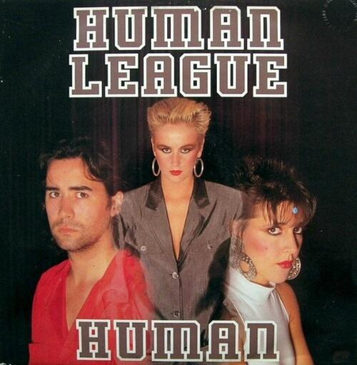 AUG 17 - HUMAN LEAGUE - HUMAN - the band's final top 10 hit of the 80s.