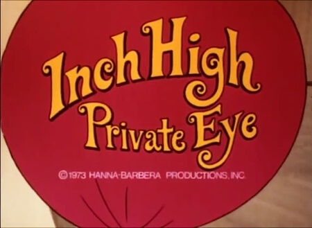 Inch High Private Eye opening titles