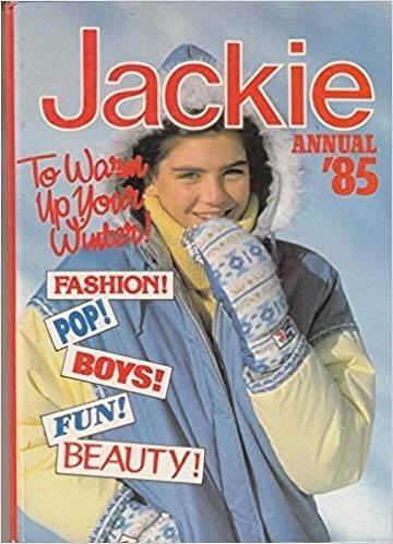 Jackie Annual 1985 - front cover