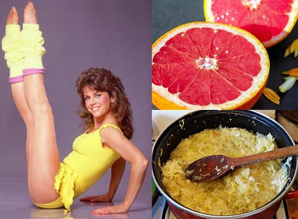 AUG 30 - 80s DIETS to Avoid or Embrace. Do you remember these?