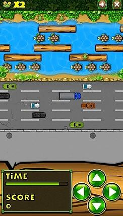 MAY 15 - JUMPER FROG - a free online version of Frogger for all devices.