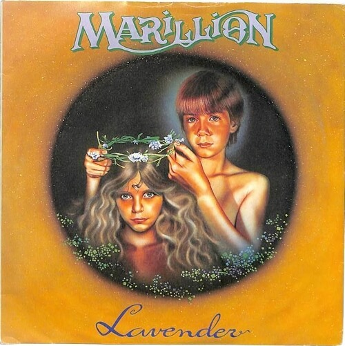 SEP 18 2019 - MARILLION - LAVENDER - the band's second hit from Misplaced Childhood.