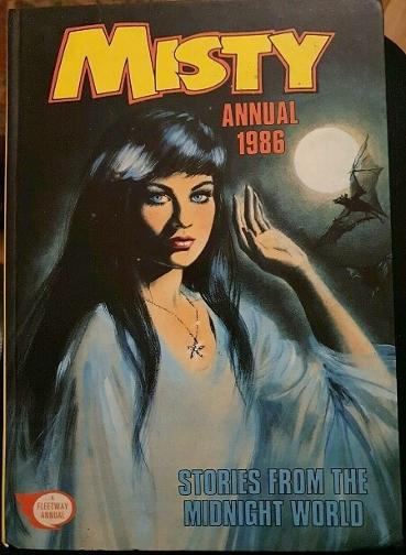 Misty Annual 1986 for Girls