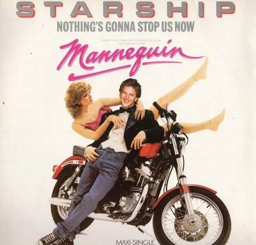 MAY 4 - STARSHIP - Nothing's Gonna Stop Us Now. The No.1 hit from 1987.