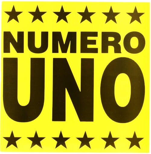 SEP 4 - STARLIGHT - NUMERO UNO - the Italo house top ten hit from 1989.