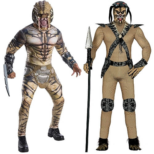 NOV 3 - PREDATOR COSTUME - become the alien from the 1987 movie.