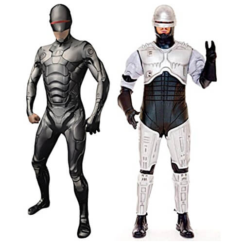 SEP 15 - ROBOCOP COSTUMES - become the ultimate law enforcer from the 80s.