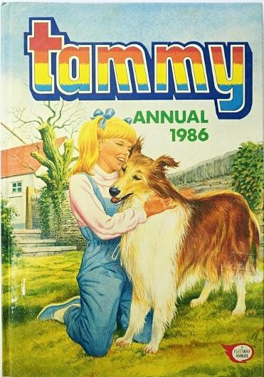Tammy Annual 1986 for Girls