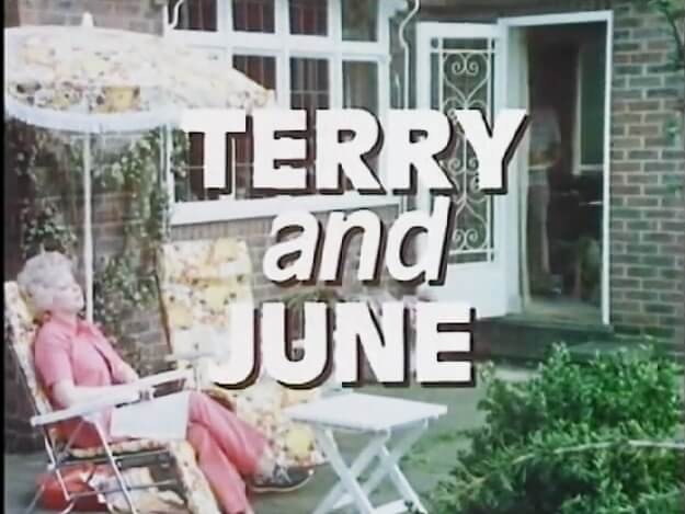 NOV 1 - TERRY AND JUNE - a look back at the very successful BBC sitcom