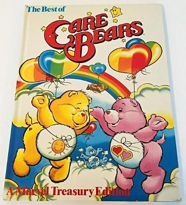 The Best of Care Bears 1986 - A Marvel Treasury Edition