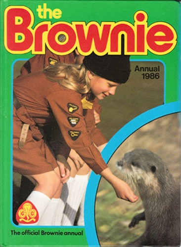 The Brownie Annual 1986