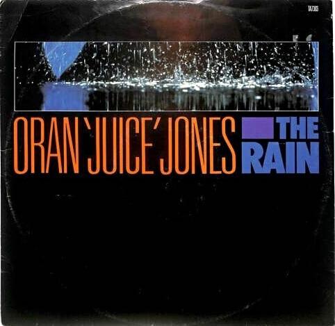 DEC 7 - ORAN JUICE JONES - The Rain - the American singer's one hit wonder from 1986.