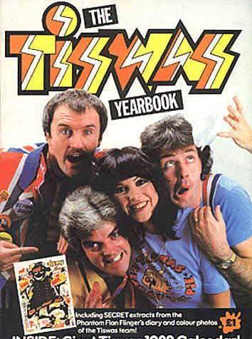 The TISWAS Yearbook 1981