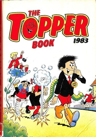 The Topper Book 1983