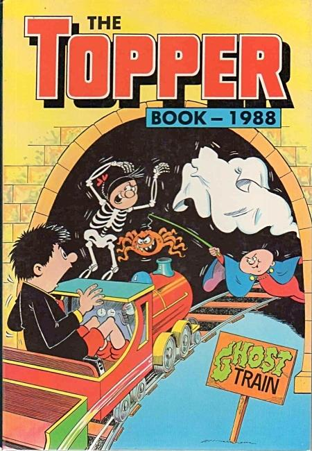 The Topper Book 1988