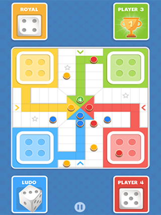 JAN 15 - LUDO ONLINE - Play the classic board game Ludo on any device.