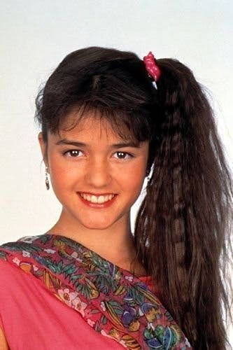 80s Side Ponytail - Brenda from Watching (Emma Wray)