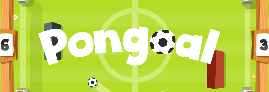 APR 22 - PONGOAL - A unique Pong Football Game you can play FREE online.