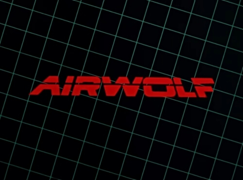 AUG 2 - AIRWOLF - check out our updated page with extra info about the helicopter used in the 80s TV series.