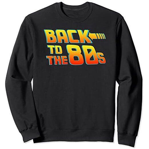 NOV 13 - 80s SWEATSHIRTS - big choice of themes and ideas for men and women.