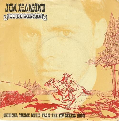 MAR 16 - JIM DIAMOND - HI HO SILVER - the theme tune to the TV series Boon.