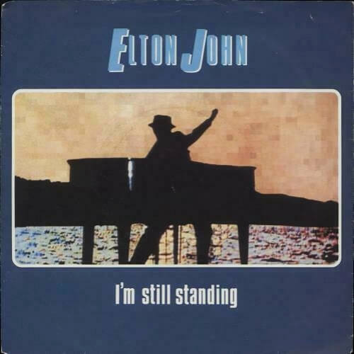 SEPT 3 - ELTON JOHN - I'm Still Standing. Song info and video for the 1983 hit single.