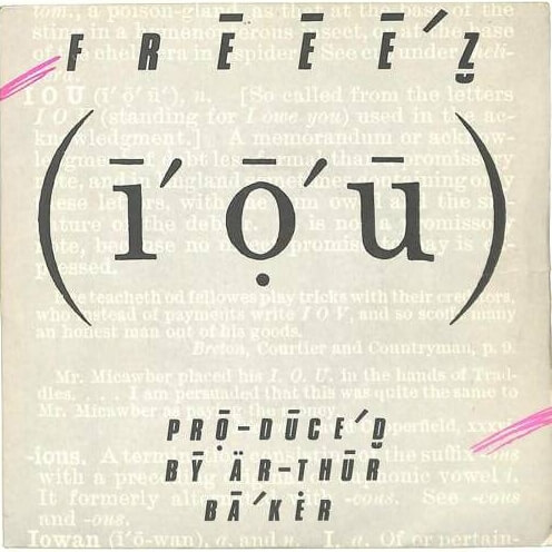 JUL 15 - FREEEZ - I.O.U. - video and info about the group's No.2 hit from 1983.