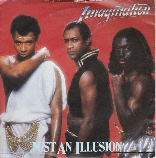 APR 2 - IMAGINATION - Just An Illusion - the band's lead single from In The Heat of the Night.