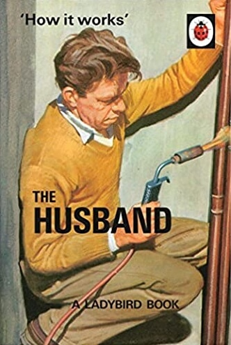 Ladybird How It Works - The Husband