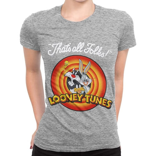 MAY 9 - LOONEY TUNES T-SHIRTS - Pay homage to the classic cartoons from your childhood.