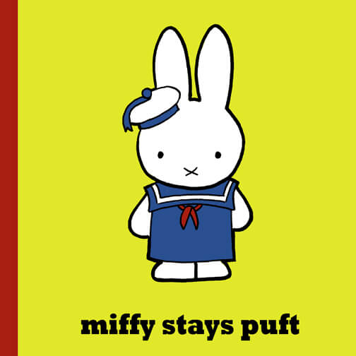 Miffy Stays Puft - Artwork © Christopher Tupa