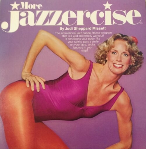 More Jazzercise by Judi Sheppard Missett