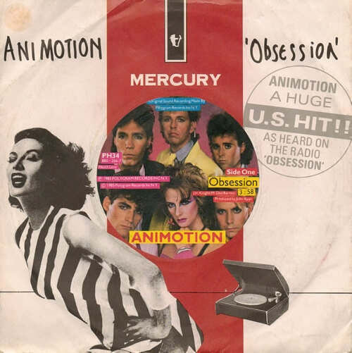 JUNE 3 -ANIMOTION - OBSESSION. A look back at the group's biggest hit single.