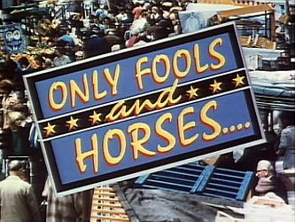 Only Fools and Horses Title Card (Logo)