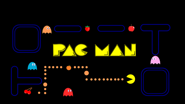 JAN 9 - PAC-MAN - 10 Little Known Facts about the popular maze game from the 80s.