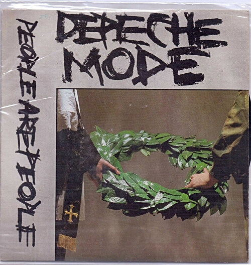 APR 9 - DEPECHE MODE - People Are People. The band's tenth hit single and their highest-charting of the 80s.