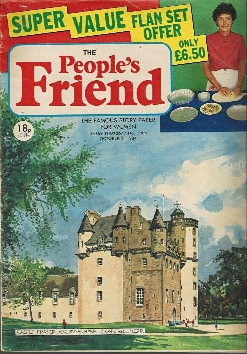 The People's Friend - Oct 6 1984