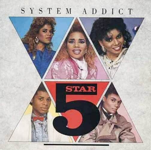 MAR 2 - FIVE STAR - System Addict - The band's first top 10 hit in the UK.