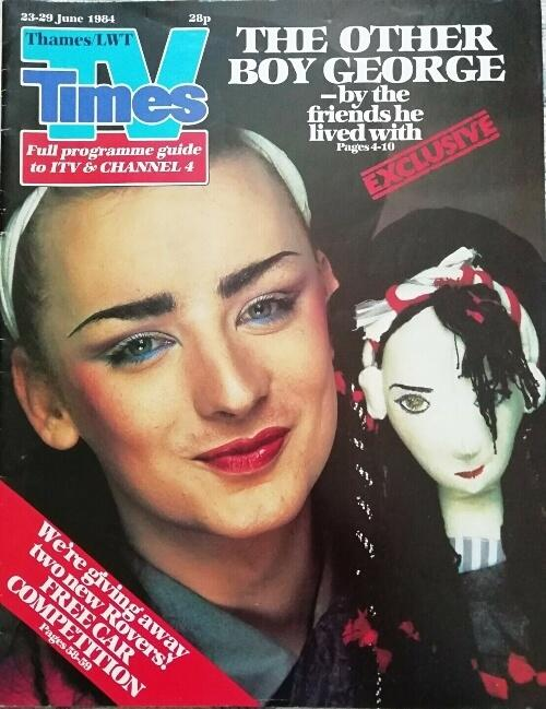 JUN 19 - British Magazines from 1984. How many of these did you read?